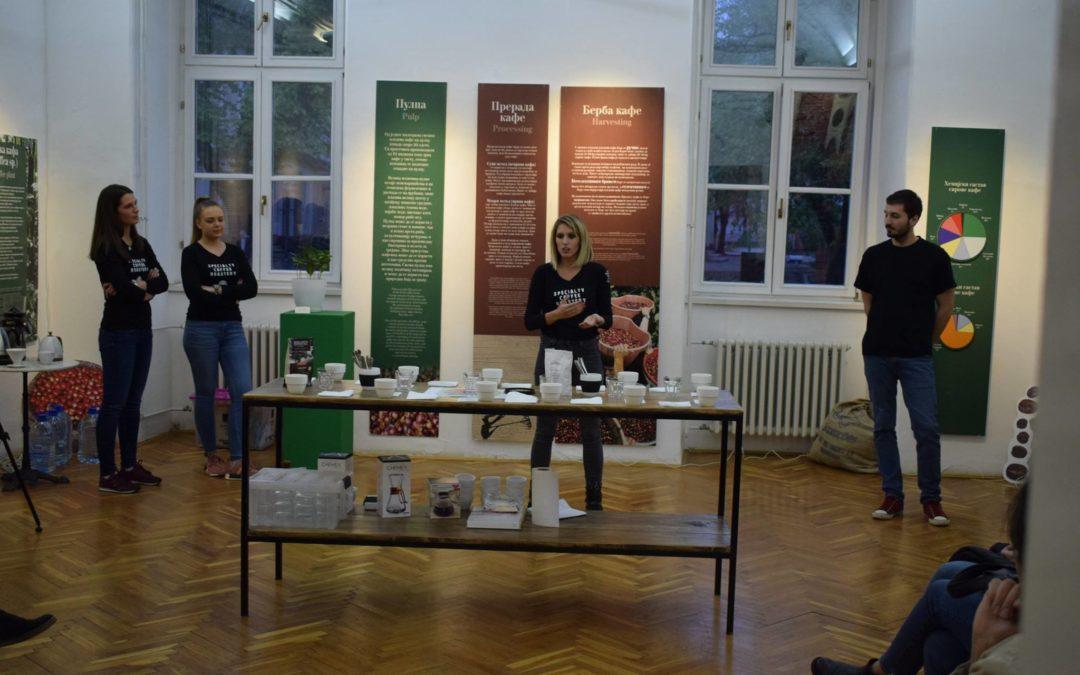 Cupping u muzeju