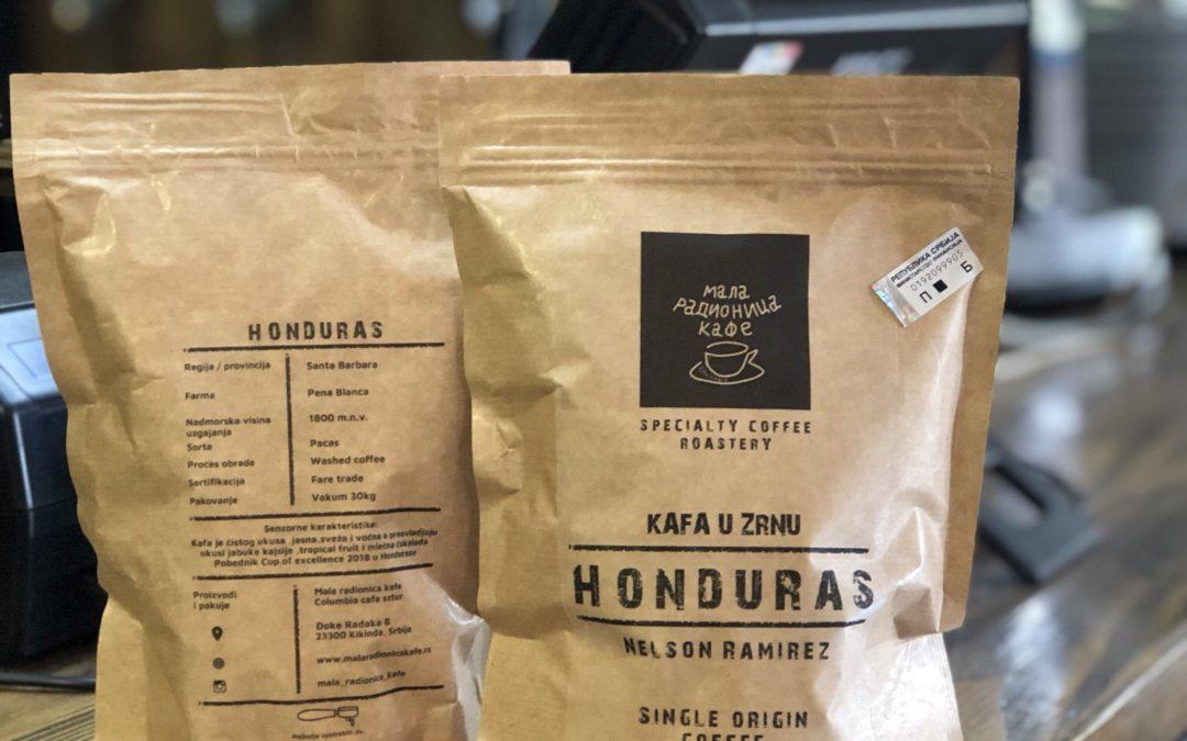 Honduras Nelson Ramirez