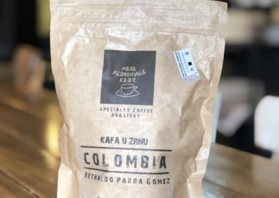 Colombia, Reynaldo Parra Gomez