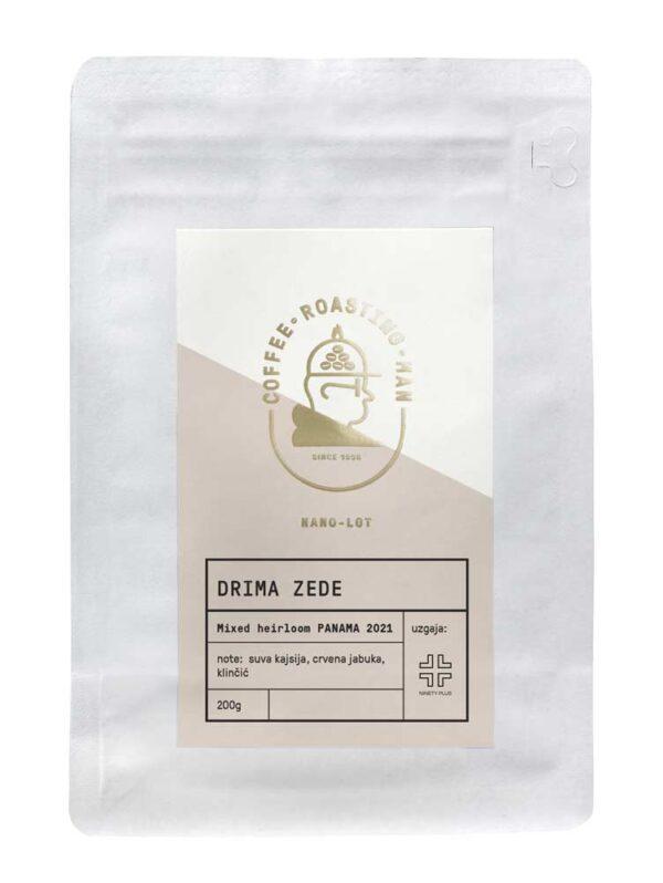 PANAMA Drima Zede Ninety plus kafa